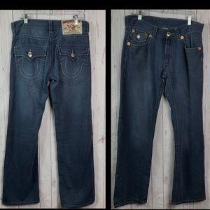 True Religion brand jeans Billy Super T bootcut 32